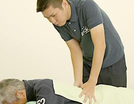 たくみ整骨院の手技療法